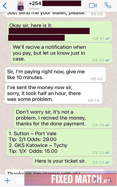 Sure Tips 1x2 Today